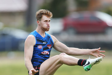 James Stewart Essendon Bombers Media Session