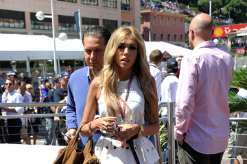 James Stunt Celebrity Sightings at the F1 Grand Prix of Monaco - Day 4