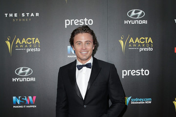 James Tobin 5th AACTA Red Carpet Arrivals Presented by Presto