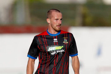 James Vincent Brora Rangers v Inverness Caledonian Thistle FC - Pre Season Friendly