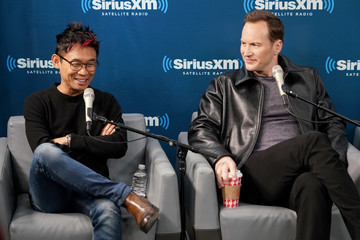 James Wan SiriusXM's Town Hall With The Cast Of 'Aquaman'
