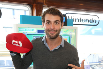 James Wolk The Nintendo Lounge on the TV Guide Magazine Yacht - Day 1 - Comic-Con International 2015