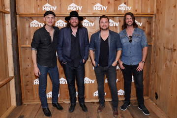James Young HGTV Lodge At CMA Music Fest - Day 2