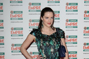 Michelle Ryan arrives for the Jameson Empire Film Awards held at the Grosvenor House Hotel, on March 28, 2010 in London, England.