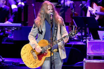 Jamey Johnson The Country Music Hall of Fame and Museum 2016 Medallion Ceremony - Show
