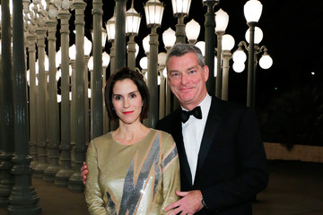 Jami Gertz LACMA 2015 Art+Film Gala Honoring James Turrell and Alejandro G Inarritu, Presented by Gucci - Inside