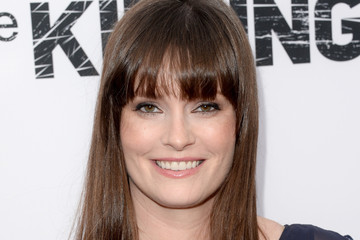 Jamie Anne Allman 'The Killing' Season 4 Premiere