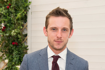 Jamie Bell A Day At The Championships, Wimbledon With Stella Artois