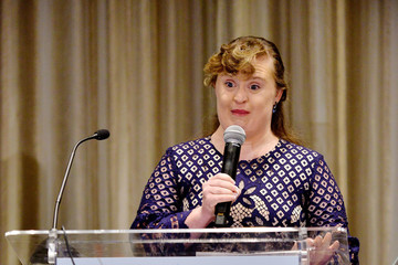Jamie Brewer Media Access Awards 2017 at The Four Seasons