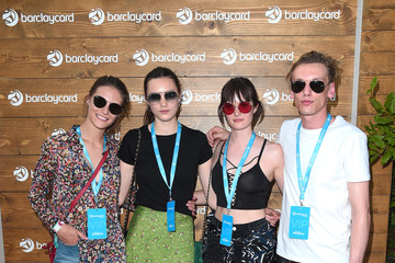 Jamie Campbell Bower Barclaycard Presents British Summer Time Hyde Park: Kings of Leon