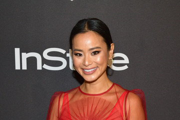 Jamie Chung The 2019 InStyle And Warner Bros. 76th Annual Golden Globe Awards Post-Party - Red Carpet