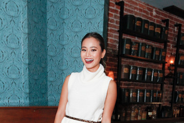 Jamie Chung Clinique For Men Celebrates Debut of Sonic System Deep Cleansing Brush and Charcoal Face Wash