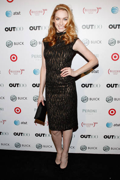 2011 OUT100 Jamie Clayton