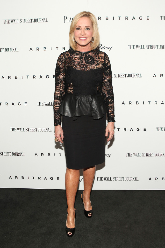 "Jamie Colby Photos - ""Arbitrage"" New York Premiere - Zimbio"