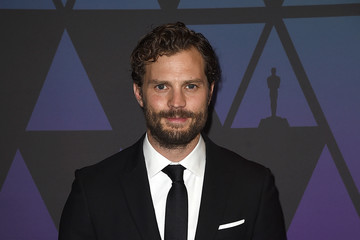 Jamie Dornan Academy Of Motion Picture Arts And Sciences' 10th Annual Governors Awards - Arrivals