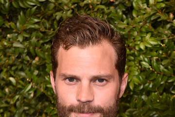 Jamie Dornan Charles Finch And Chanel Pre-Oscar Awards Dinner At Madeo In Beverly Hills - Arrivals