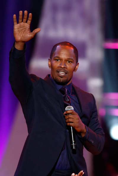Jamie Foxx - Soul Train Awards 2012 - Show
