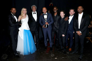 Jamie Foxx BET Presents The 51st NAACP Image Awards - Backstage