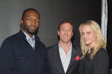 Jamie Hector Joanne Tucker Headstrong Hosts the First Ever Words of War Event