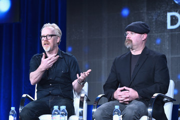 Jamie Hyneman Discovery Communications TCA Winter