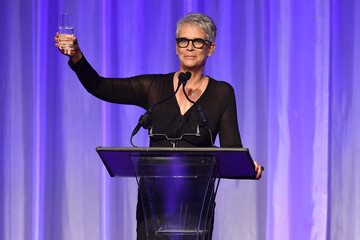 Jamie Lee Curtis Hollywood Foreign Press Association Hosts Annual Grants Banquet