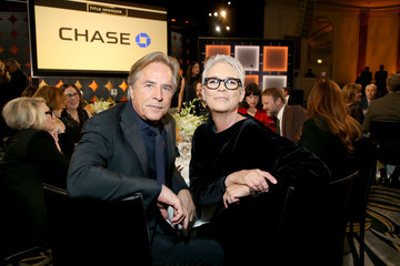 Jamie Lee Curtis Don Johnson AARP The Magazine's 19th Annual Movies For Grownups Awards - Arrivals And Awards Presentation
