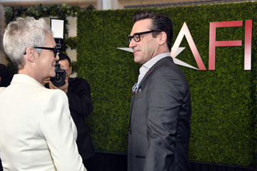 Jamie Lee Curtis Jon Hamm 20th Annual AFI Awards - Red Carpet