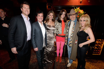 Jamie Little Country Music Stars Celebrate Extraordinary Night At The Big Machine Label Group Crown Royal ACA Awards After Party