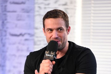 Jamie Lomas BUILD Series LDN: Cast Of 'Hollyoaks'