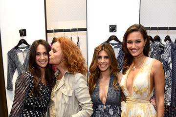 Jamie-Lynn Sigler Diane Von Furstenberg Supports National Multiple Sclerosis Society with Jamie Lynn Sigler, Alison Kay, and Anne Marie Kortright
