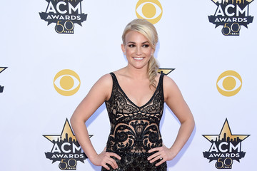 Jamie Lynn Spears 50th Academy Of Country Music Awards - Arrivals