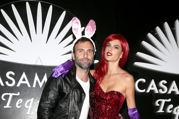 Jamie Mazur Celebs Attend the Casamigos Tequila Halloween Party