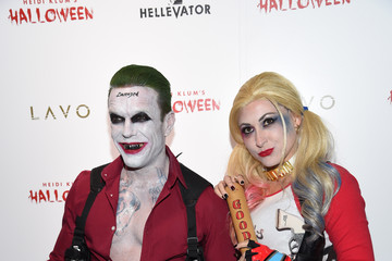 Jamie McCarthy Heidi Klum's 16th Annual Halloween Party sponsored by GSN's Hellevator and SVEDKA Vodka At LAVO New York - Arrivals