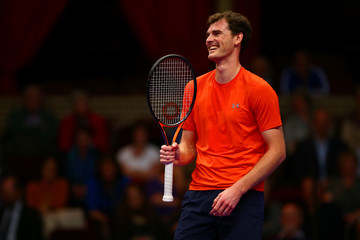 Jamie Murray Champions Tennis - Day Three