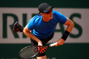 Jamie Murray 2017 French Open - Day Six