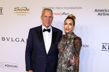 Jamie Tisch Elton John AIDS Foundation's 15th Annual An Enduring Vison Benefit at Cipriani Wall Street