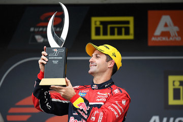 Jamie Whincup Supercars - Auckland SuperSprint