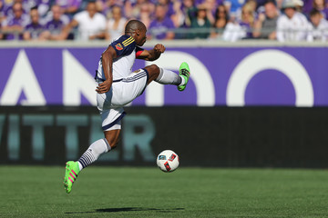 Jamison Olave Real Salt Lake v Orlando City SC