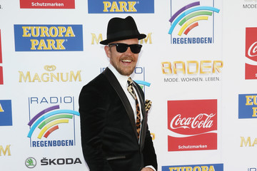 Jan Delay Skoda At Radio Regenbogen Award 2015