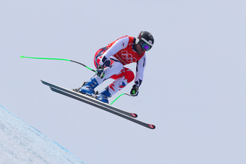 Jan Hudec Alpine Skiing - Winter Olympics Day 1