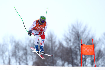 Jan Hudec Alpine Skiing - Winter Olympics Day -1
