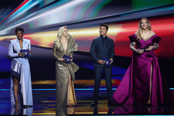 Jan Smit Eurovision Song Contest 2021 - Dress Rehearsal