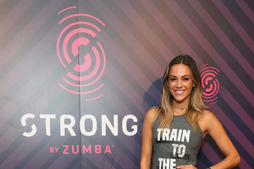 Jana Kramer Celebrity Trainer Erin Oprea And Actress And Singer Jana Kramer Celebrate Erin's New Partnership And New Routines With High-Intensity Fitness Brand, STRONG By Zumba