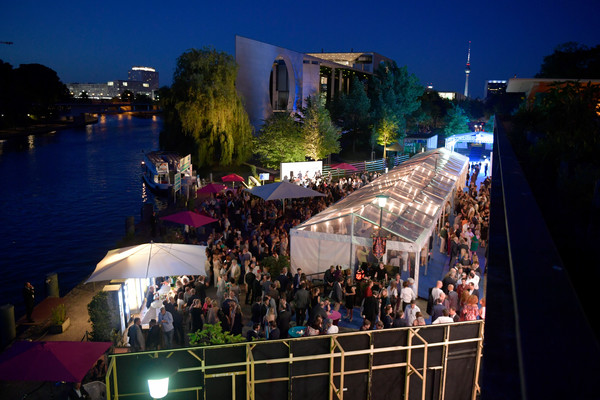 The German Producers Alliance Summer Party - Inside