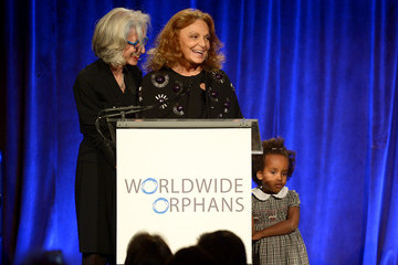 Jane Aronson Arrivals at the Worldwide Orphans Gala