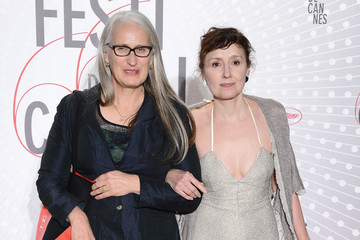 Jane Campion Palme D'Or Winners Dinner Arrivals in Cannes