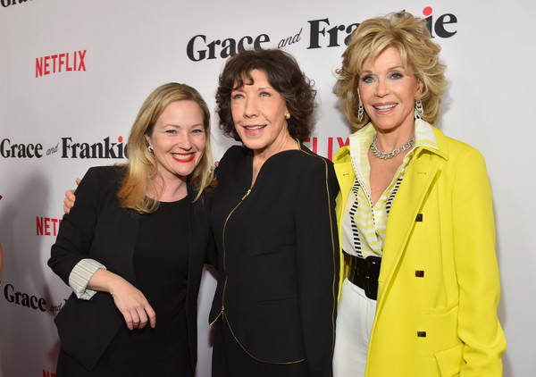 Premiere Of Netflix's 'Grace And Frankie' - Red Carpet