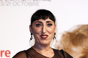 Rossy de Palma attends the Prix Lumiere 2018 At 10th Film Festival Lumiere on October 19, 2018 in Lyon, France.