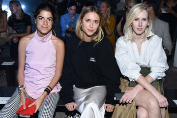 Jane Keltner de Valle 3.1 Phillip Lim - Front Row - September 2016 - New York Fashion Week