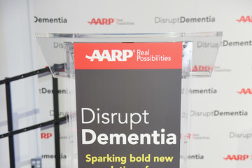 Jane Krakowski AARP Hosts Brain Health Event Featuring Katie Couric, Jane Krakowski, And AARP CEO Jo Ann Jenkins To #DisruptDementia